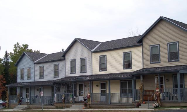 Image of Butterfield Townhomes in Dover, Vermont