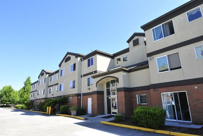Image of Auburn Court Apartments in Auburn, Washington
