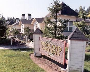 Image of Highland Gardens Apartments in Issaquah, Washington