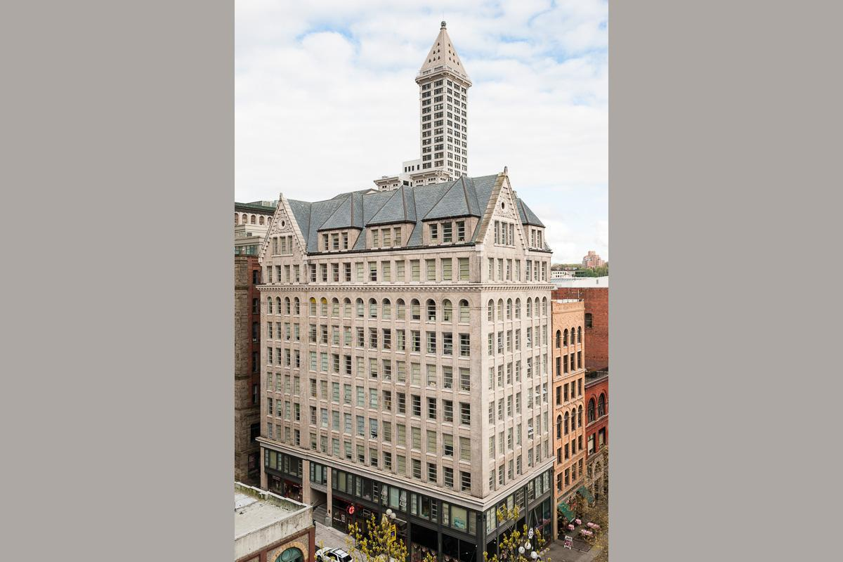 Image of The Lowman Building in Seattle, Washington