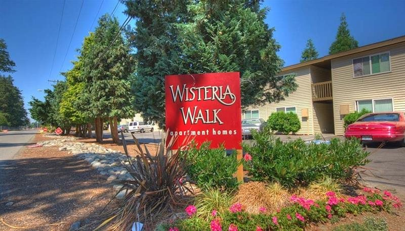 Image of Wisteria Walk Apartments in Lakewood, Washington