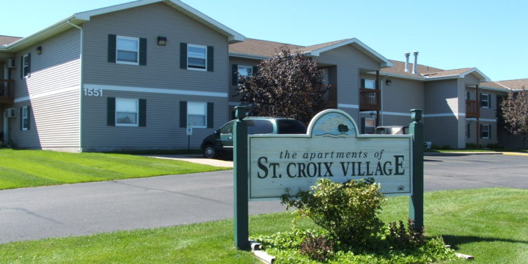 Image of St Croix Village in Hudson, Wisconsin
