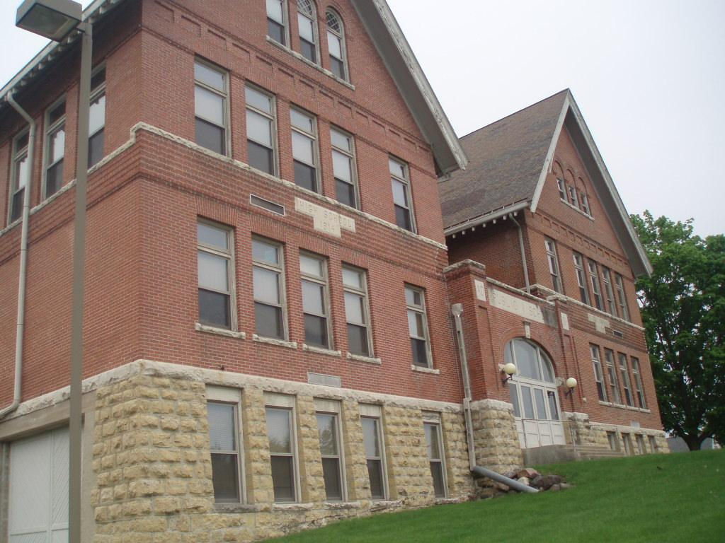Image of New Glarus School Apartments in New Glarus, Wisconsin