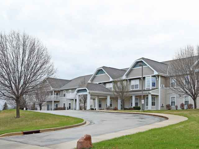 Image of Clare Heights Senior Apartments