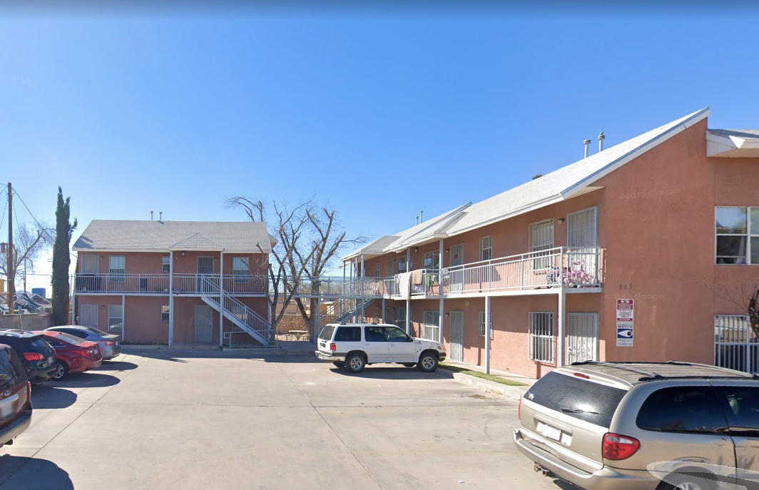 Image of Project Vida Affordable Housing in El Paso, Texas
