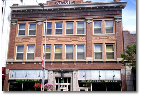 Image of Acme Hotel Apartments in Billings, Montana