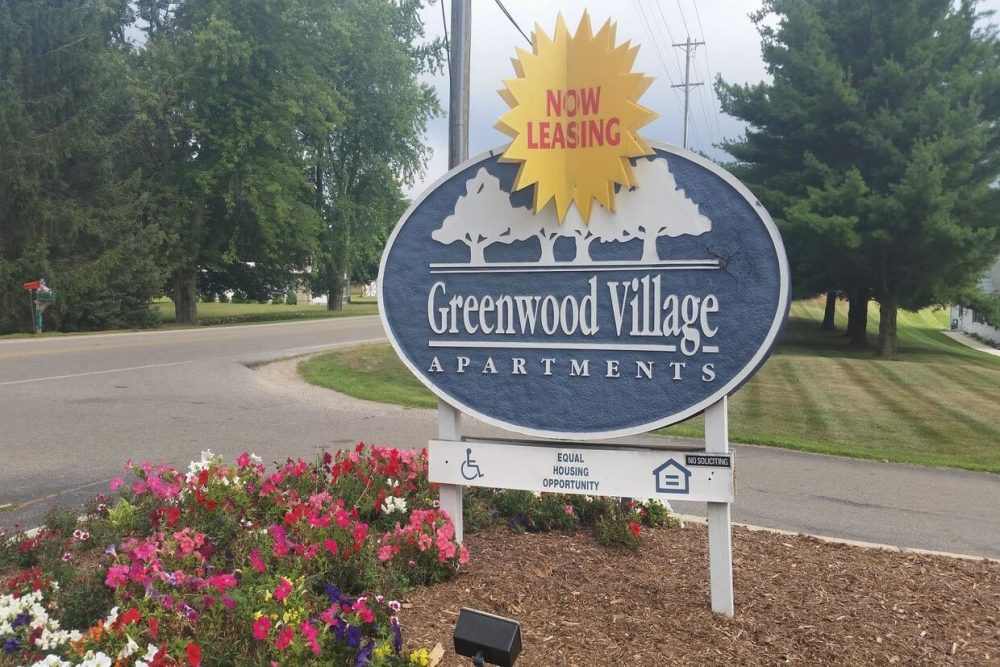 Image of Greenwood Village I & II in Hillsdale, Michigan