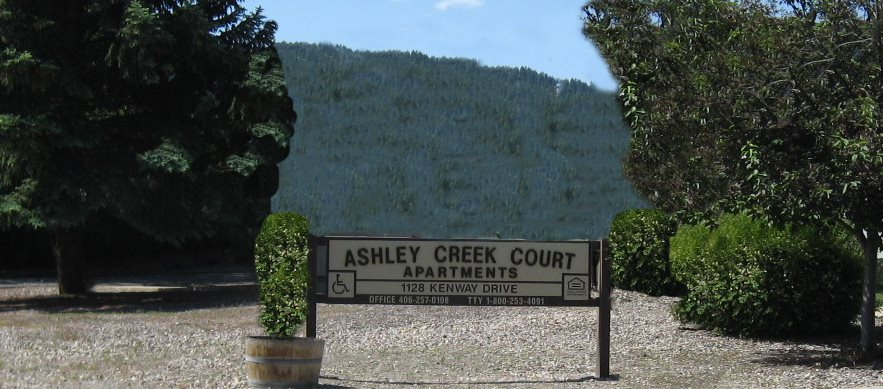Image of Ashley Creek Court in Kalispell, Montana