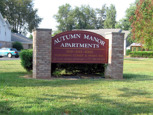 Image of Autumn Manor Apartments in Shepherdsville, Kentucky
