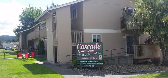 Image of Cascade Apartments in Granite Falls, Washington