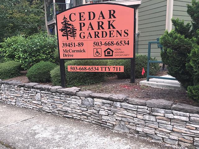 Image of Cedar Park Gardens