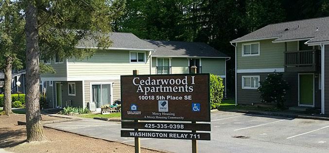 Image of Cedarwood I Apartments in Lake Stevens, Washington