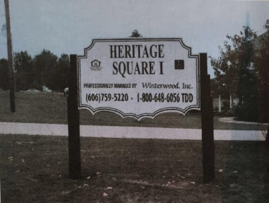 Image of Heritage Square I and II in Maysville, Kentucky