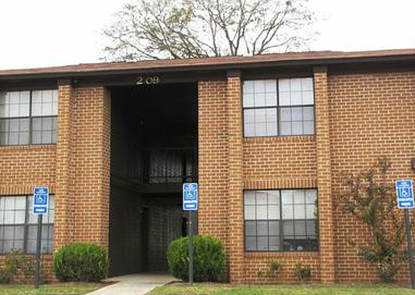 Image Of Hilltop Apartments
