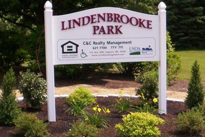 Image of Lindenbrooke Park in Manchester, Maine