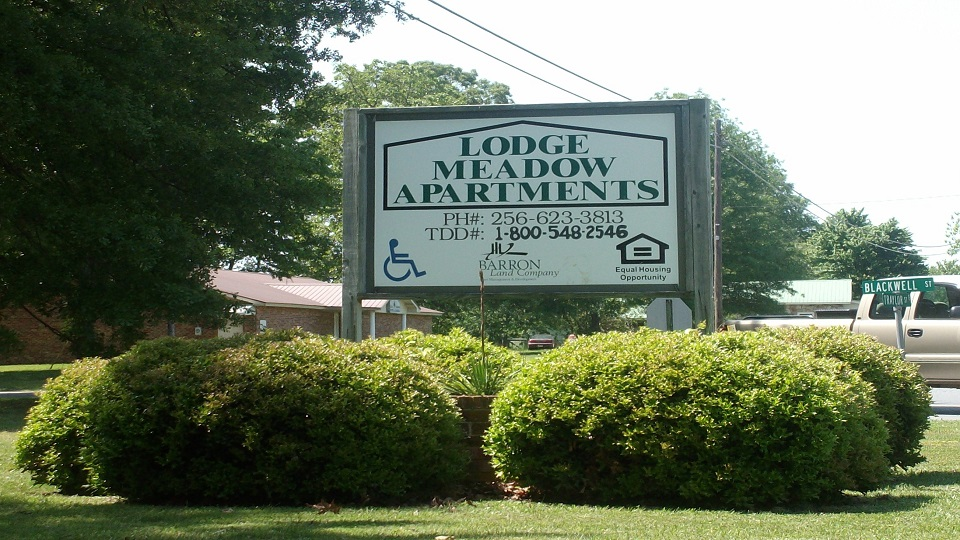 Image of Lodge Meadow Apartments in Fyffe, Alabama