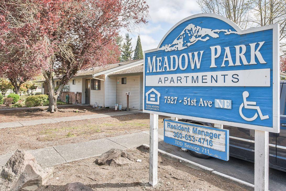 Image of Meadow Park Apartments in Marysville, Washington