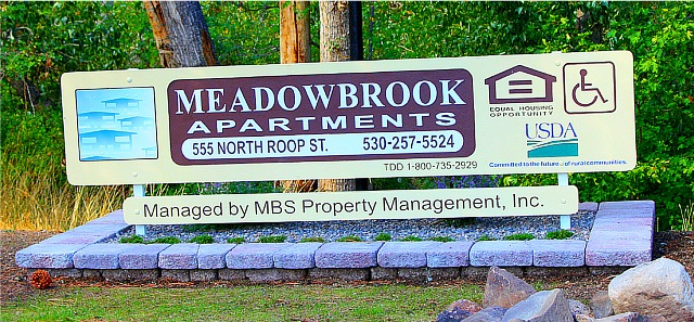 Image of Meadowbrook Apartments in Susanville, California
