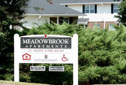 Image of Meadowbrook Apartments in Laurens, South Carolina