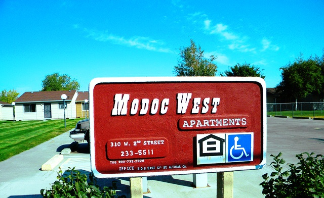 Image of Modoc West Apartments in Alturas, California