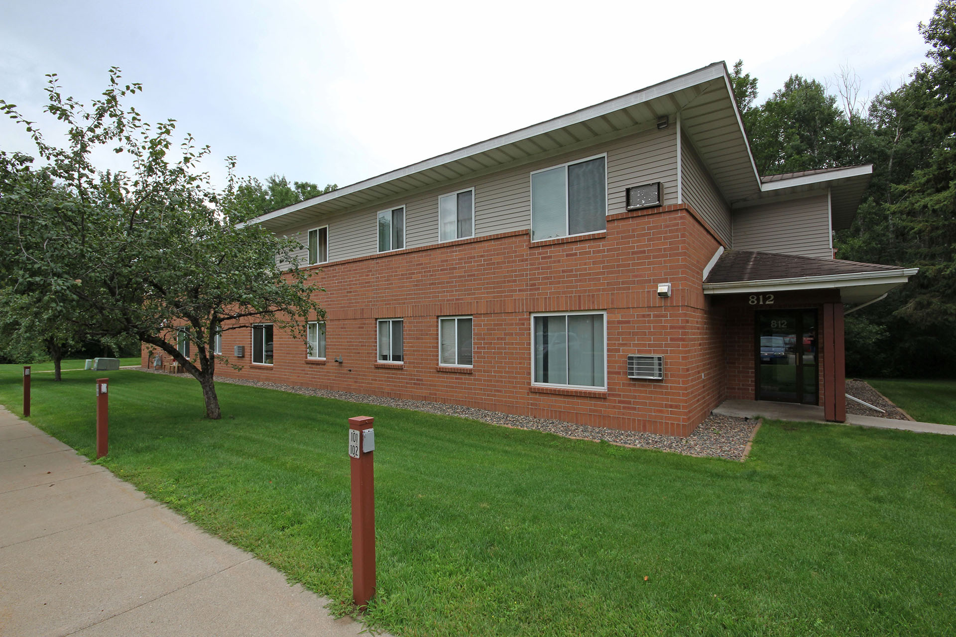 Image of Ridgeview II Apartments in Brainerd, Minnesota
