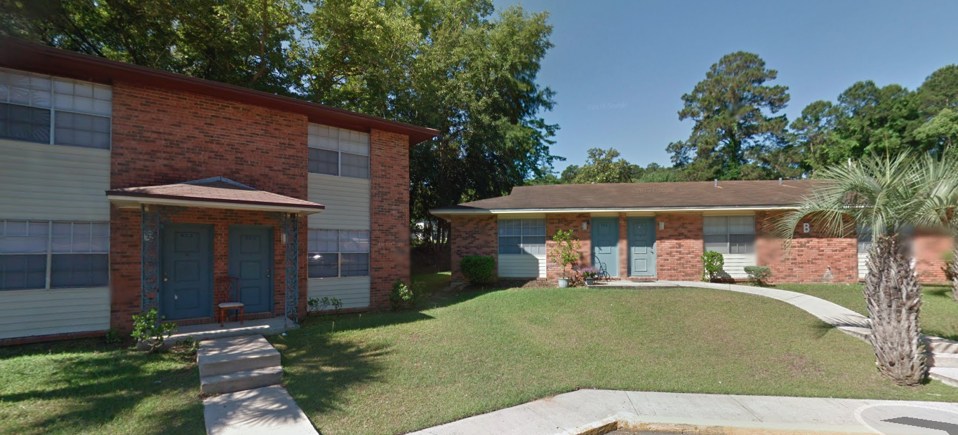 Image of Rockbrook Garden Apartments in Tallahassee, Florida