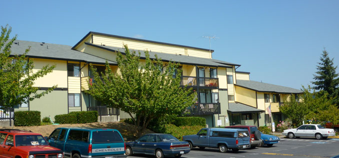 Image of Silvercrest Apartments in Silverdale, Washington