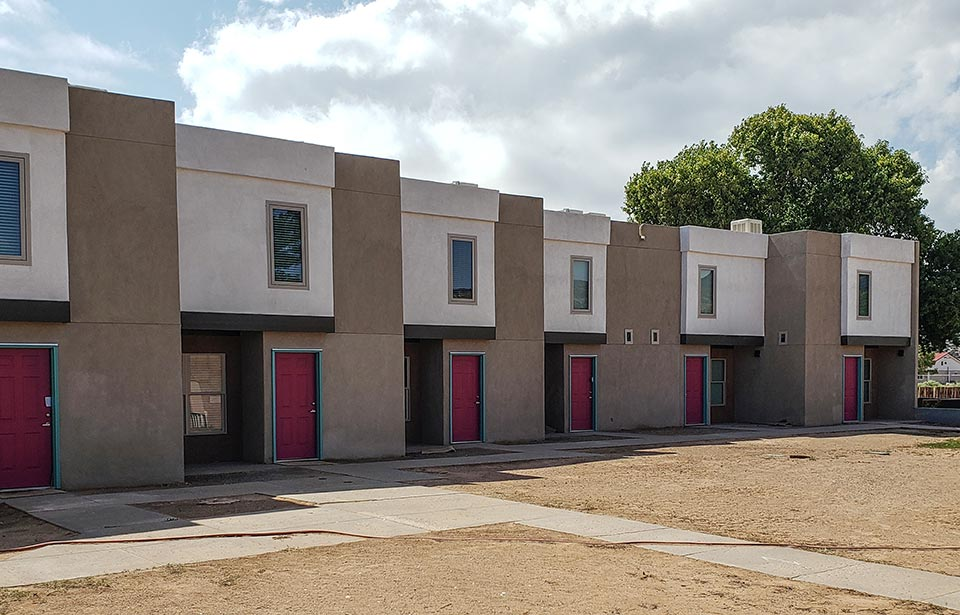 Image of Sunray Lobo Canyon Apartments in Grants, New Mexico