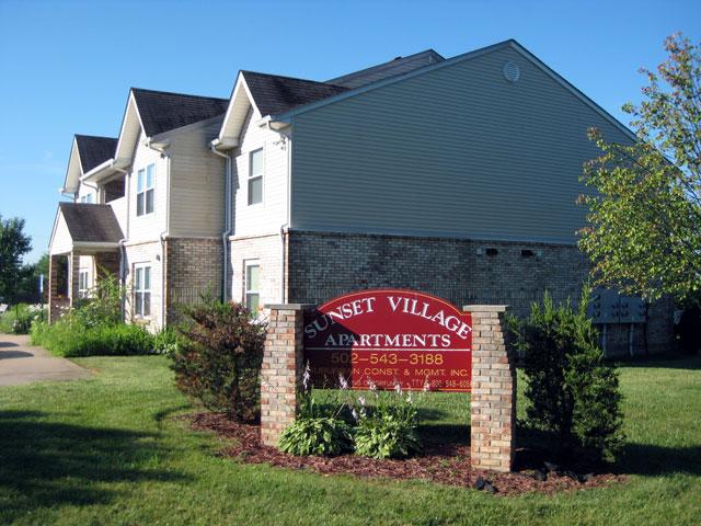 Image of Sunset Village Apartments in Mount Washington, Kentucky