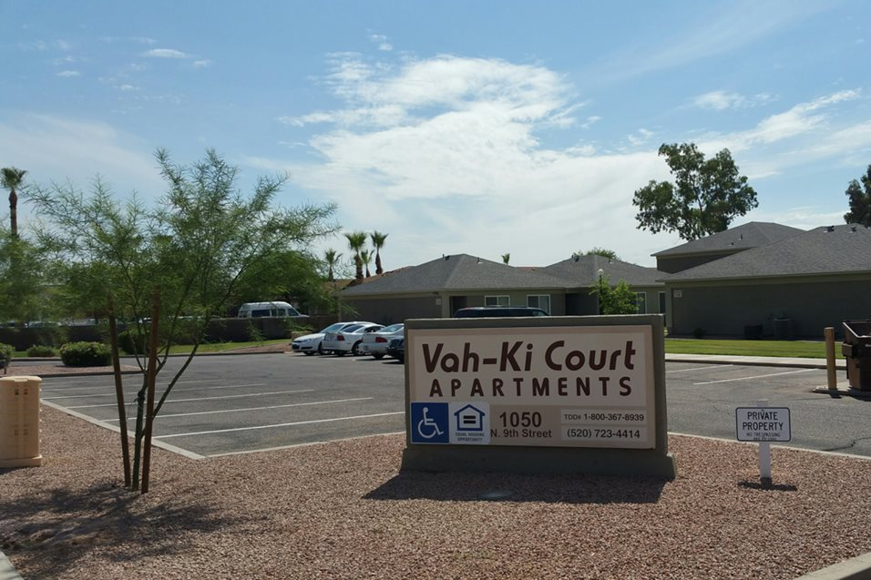 Image of Vah-Ki Court Apartments in Coolidge, Arizona