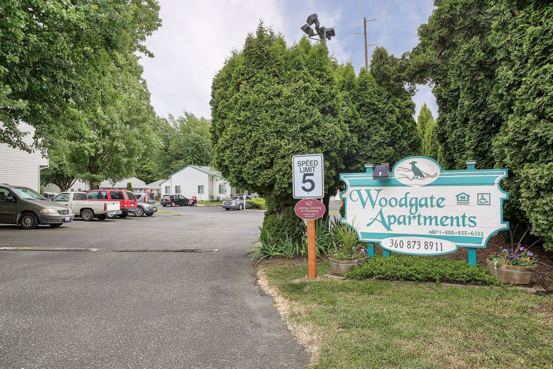 Image of Woodgate Apartments in Burlington, Washington