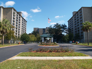 Image of Central Plaza Towers in Mobile, Alabama