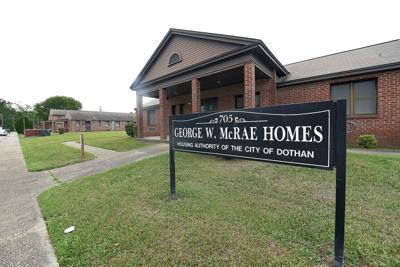 Image of Mcrae Homes in Dothan, Alabama