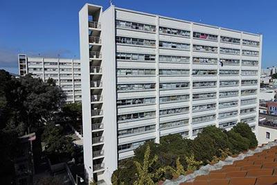 Image of North Ping Yuen in San Francisco, California