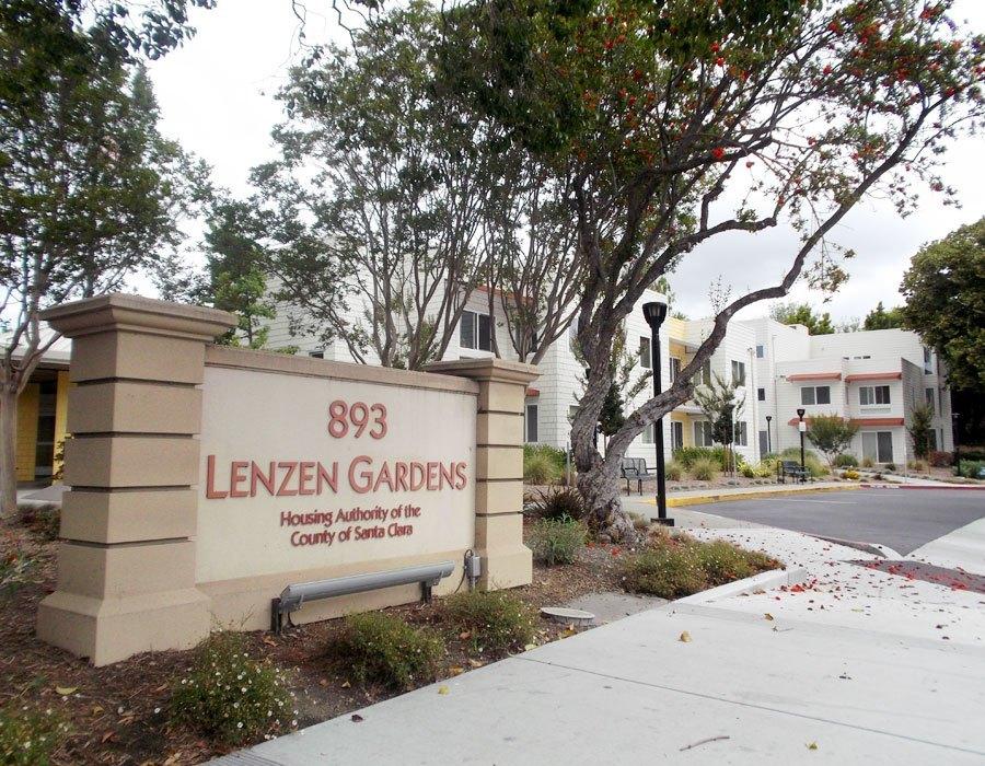 Image of Lezen Gardens Apartments in San Jose, California