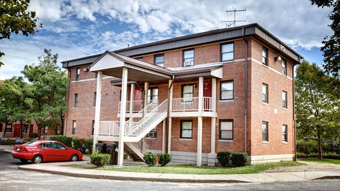 Image of P.T. Barnum Apartments in Bridgeport, Connecticut