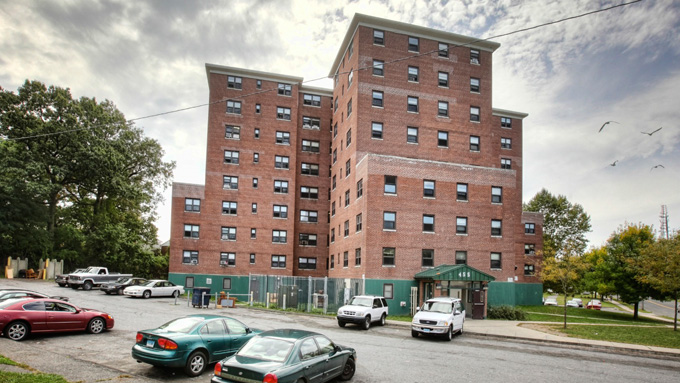 Image of Trumbull Gardens Townhouses