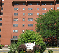Image of Sbona Towers in Middletown, Connecticut