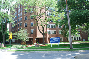 Image of Gaylord Towers in Bristol, Connecticut