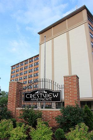Image of Crestview Apartments in Wilmington, Delaware