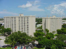 Image of Haley Sofge Towers in Miami, Florida
