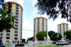 Image of Three Rounds Tower A in Miami, Florida
