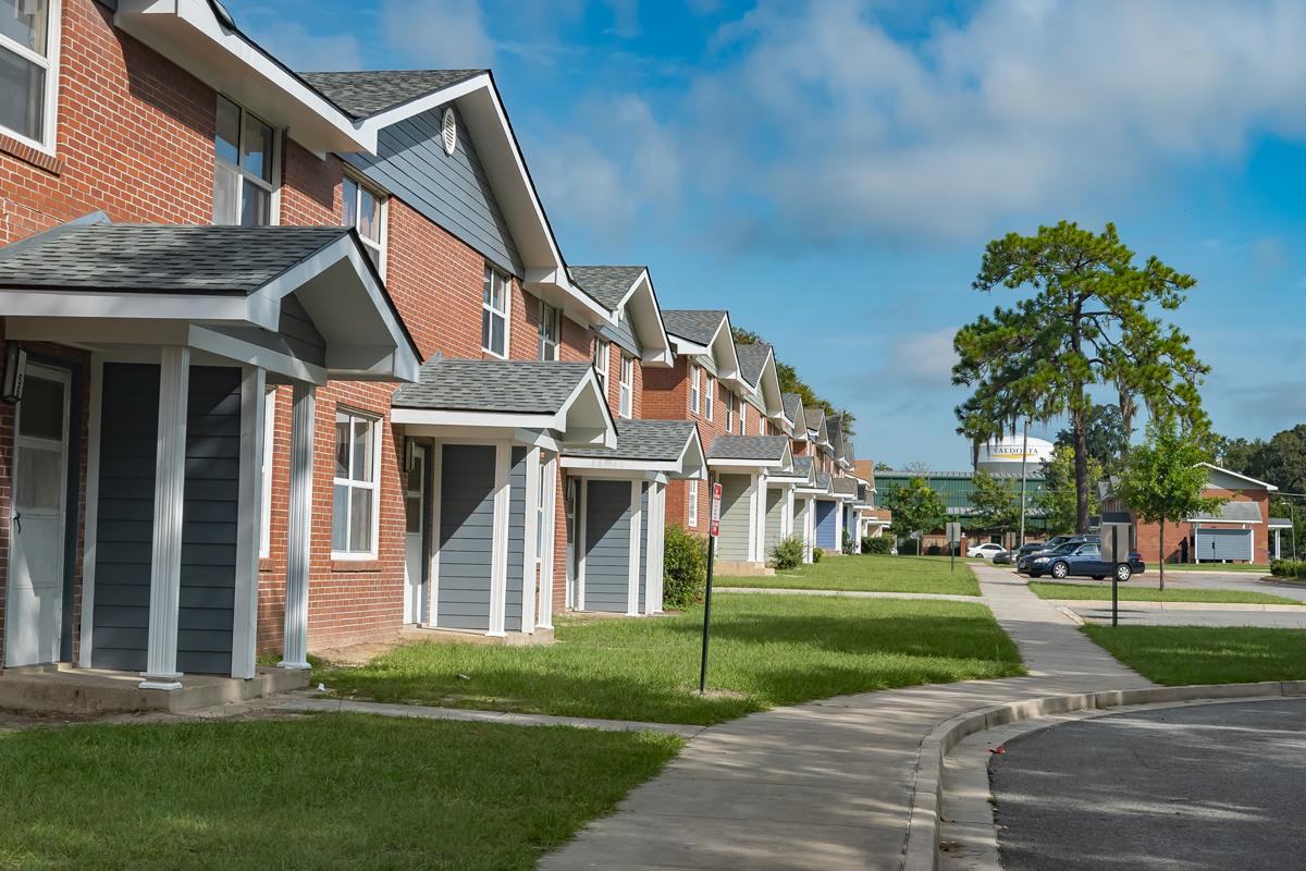 Hudson Dockett Homes Valdosta Ga Low Income Apartments