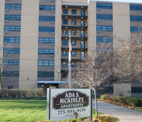 Image of Ada S Dennison-McKinley Apartments