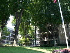 Image of Lyndon B Johnson Apartments in Cambridge, Massachusetts