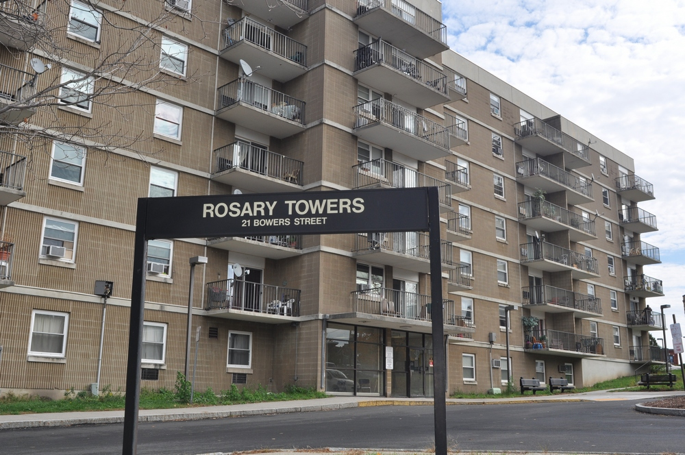 Image of Rosary Towers