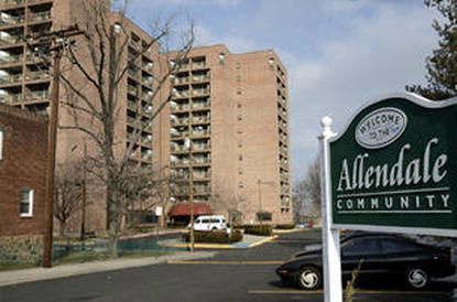 Image of The Allendale in Baltimore, Maryland