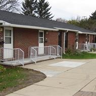 Image of LaRoy Froh Townhouses in Lansing, Michigan