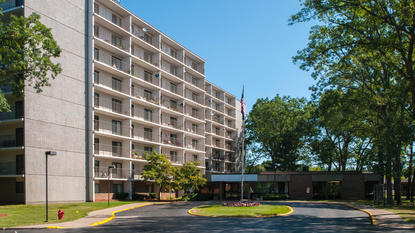 Image of Pine Grove Manor Apartments in Muskegon, Michigan