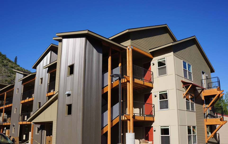 Image of Silvertip Apartments in Missoula, Montana